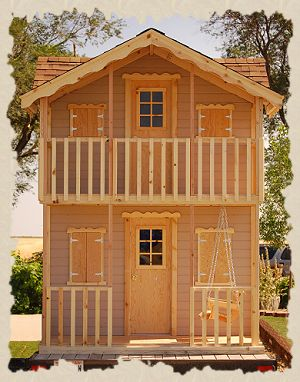 Pdf diy cheap playhouse plans download choosing for Cheap outdoor playhouses