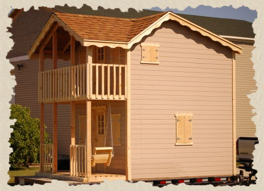 country gal playhouse side view