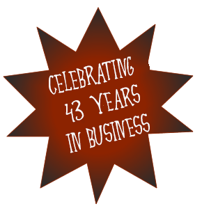 35 years in business